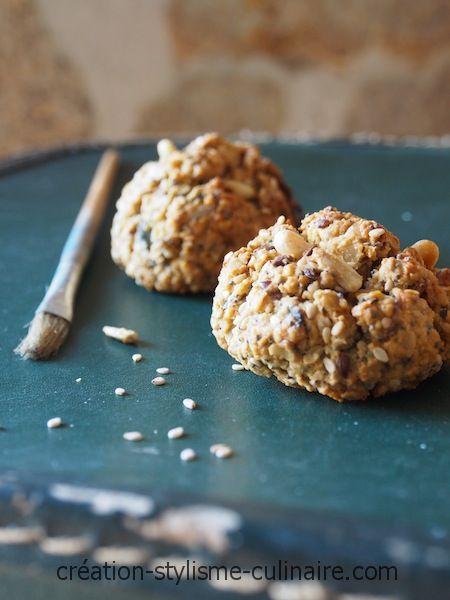 Biscuits muesli et petites graines