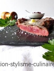 Faux filet sauce barbecue, pour Vendée Qualité