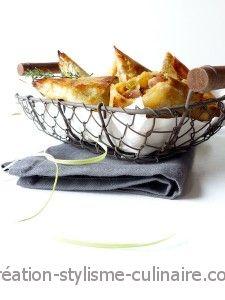 Samossas au jambon de Vendée, , pour Vendée Qualité