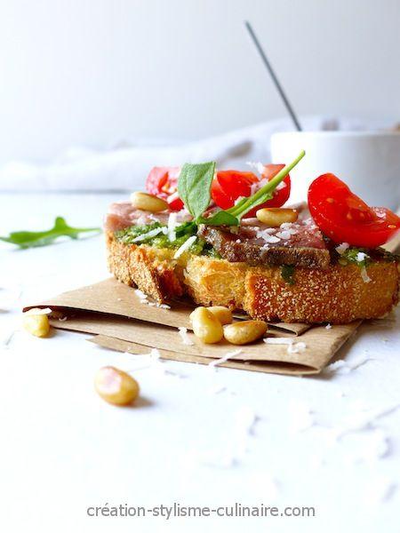 Tartine de jambon de Vendée, pour Vendée Qualité