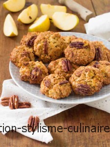 cookies pomme pécan-2